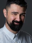 Photographie du chercheur membre Martin Blais